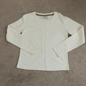 Momoni 100% Cotton Made in Italy Long Sleeve